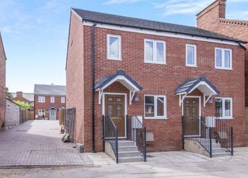 Thumbnail 2 bed semi-detached house for sale in Lansdowne Road, Leicester
