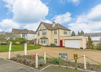 Thumbnail 5 bed detached house for sale in Peaks Hill, Purley