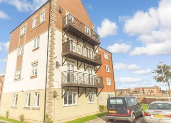 Thumbnail 2 bed flat for sale in Axholme Court, Victoria Dock, Hull