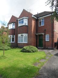 Thumbnail 1 bedroom flat to rent in Irwin Avenue, York