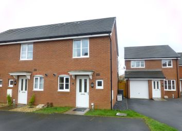 Thumbnail 2 bed end terrace house to rent in Dol Y Dderwen, Ammanford, Carmarthenshire.