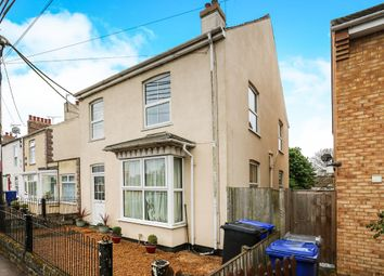 Thumbnail 4 bed detached house to rent in Church Road, Brandon