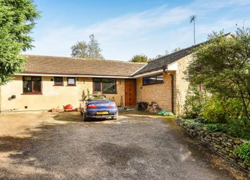 Thumbnail 5 bed detached bungalow for sale in Brent, Sibford Gower