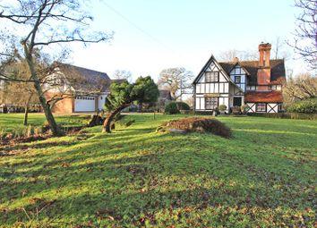 Thumbnail 4 bed detached house for sale in Mill Lane, Brockenhurst