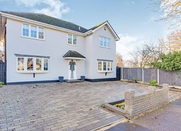 Thumbnail 4 bed detached house for sale in Mountdale Gardens, Leigh On Sea, Essex