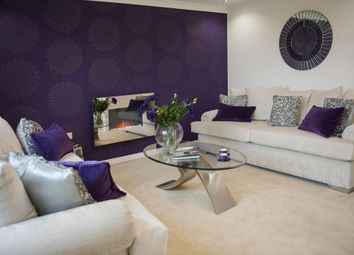"""Thumbnail 4 bed detached house for sale in """"The Hume 2 - Plot 90"""" at Mccormack Gardens, Woodilee Road, Newarthill, Motherwell"""