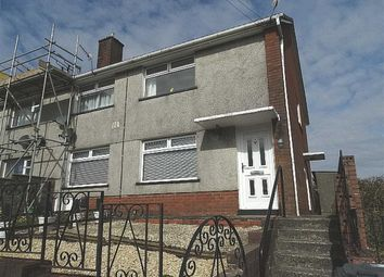 Thumbnail 2 bedroom flat to rent in Maesgwyn, Aberdare, Rhondda Cynon Taff