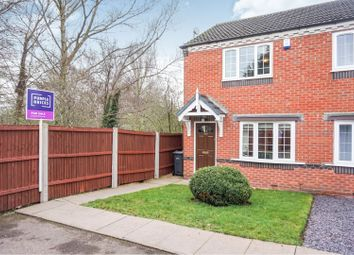 Thumbnail 2 bed semi-detached house for sale in Woodruff Way, Walsall