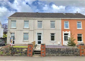Thumbnail 3 bedroom terraced house to rent in Heol Y Parc, Pontarddulais, Swansea