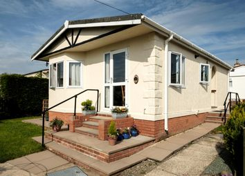 Thumbnail 2 bed mobile/park home for sale in 23 Sunny Haven, Howey, Llandrindod Wells