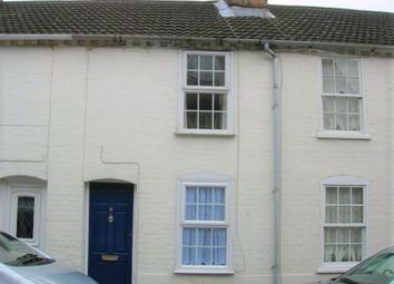 Thumbnail 2 bed terraced house to rent in Lucerne Street, Maidstone, Kent