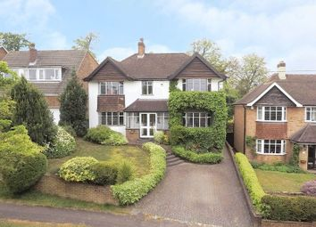 Thumbnail 5 bed detached house for sale in Chipstead Way, Banstead