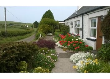 Thumbnail 3 bed detached bungalow for sale in Leswalt, Stranraer