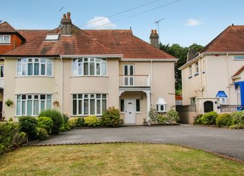 Thumbnail 4 bed semi-detached house for sale in Babbacombe Road, Torquay