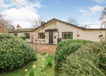 4 bed bungalow for sale in Morley St. Peter, Wymondham, Norfolk NR18