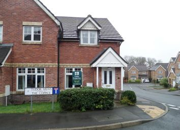 Thumbnail 2 bed end terrace house to rent in 34 Tudor Mews, Pontyclun