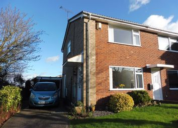 Thumbnail 2 bed property to rent in Clarendon Drive, Stafford