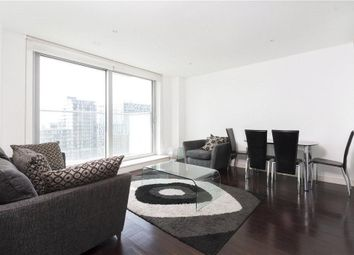 Thumbnail 1 bed flat to rent in Pan Peninsula East, Canary Wharf, London
