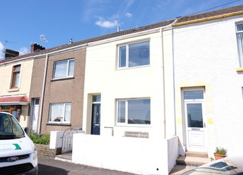 Thumbnail 2 bedroom terraced house to rent in Windmill Terrace, Swansea