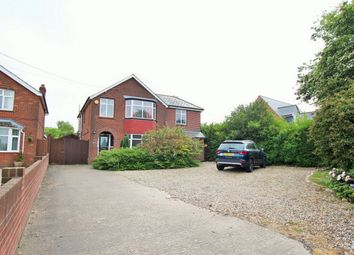 Thumbnail 5 bed detached house for sale in Coggeshall Road, Marks Tey, Colchester, Essex