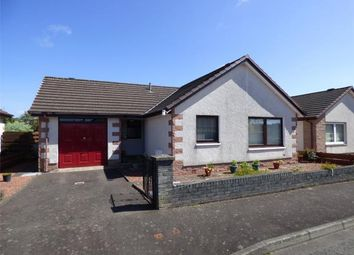 Thumbnail 2 bed detached bungalow for sale in Fairholm Crescent, Lockerbie, Dumfries And Galloway