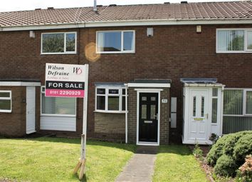 Thumbnail 2 bedroom terraced house for sale in Burnham Avenue, West Denton Park, Newcastle Upon Tyne
