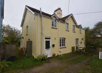 Thumbnail 2 bed semi-detached house to rent in Morebath, Tiverton