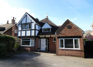 Thumbnail 5 bed detached house for sale in Westwood Park Drive, Leek
