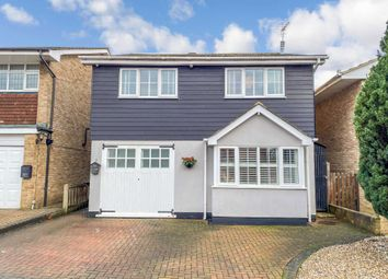 4 bed detached house for sale in Homefield Close, Billericay CM11