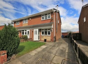 Thumbnail 2 bed semi-detached house for sale in Langdale Road, Orrell, Wigan