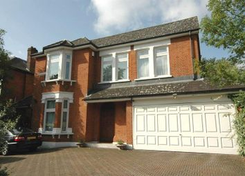 Thumbnail 5 bed detached house for sale in Mount Park Road, Ealing, London