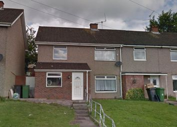 Thumbnail 3 bedroom detached house to rent in Caernarvon Way, Rumney