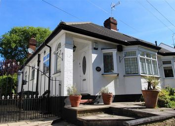 Thumbnail 2 bed semi-detached bungalow for sale in Yardley Lane, North Chingford, London