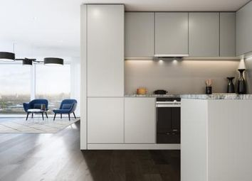 Thumbnail 3 bed flat for sale in Upper Riverside, London