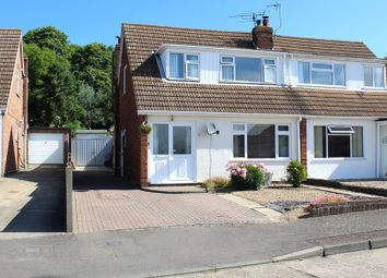Thumbnail 3 bed semi-detached house for sale in St. Andrews Road, Weeley, Clacton-On-Sea