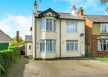 Thumbnail 4 bed detached house for sale in Percival Road, Rugby
