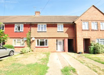 Thumbnail 3 bed terraced house for sale in Charles Road, Staines-Upon-Thames, Surrey