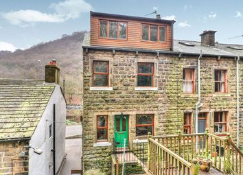 Thumbnail 3 bed terraced house to rent in Woodbine Place, Hebden Bridge
