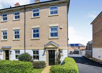 Thumbnail 4 bed end terrace house for sale in Sanders Walk, Harrogate