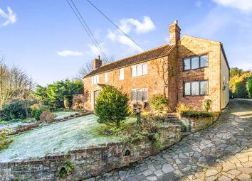 Thumbnail 5 bed detached house for sale in Beck Lane, Welton-Le-Marsh, Spilsby