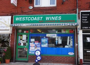 Thumbnail Retail premises for sale in Stockport, Cheshire