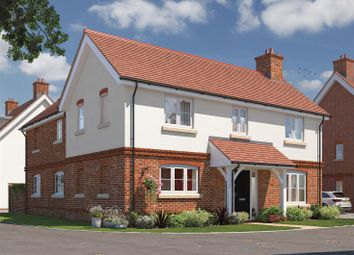 Thumbnail 4 bed detached house for sale in Parsons Way, Tongham, Farnham