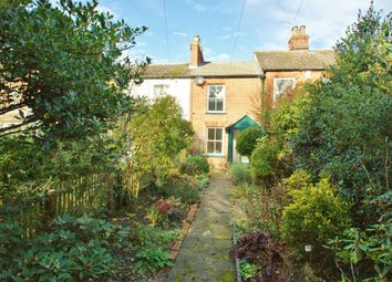 Thumbnail 2 bed terraced house for sale in Newmarket Road, Norwich