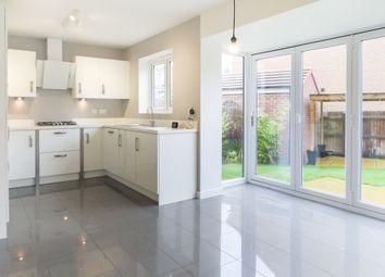 Thumbnail 4 bed detached house for sale in Woodward Way, Thorpe Willoughby, Selby