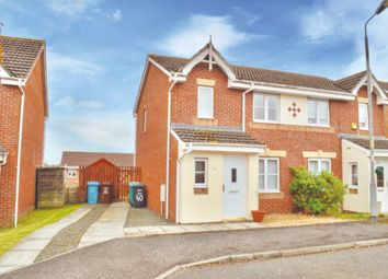 Thumbnail 3 bedroom semi-detached house for sale in Taylor Avenue, Carfin, Motherwell, North Lanarkshire