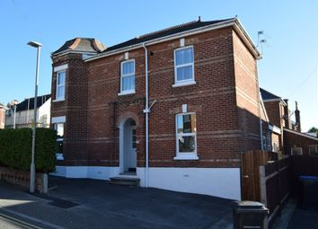Thumbnail 3 bed flat to rent in Bournemouth Road, Parkstone, Poole
