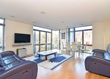 Thumbnail 3 bed flat to rent in Pulse Apartments, 52 Lymington Road, Hampstead