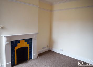 Thumbnail 4 bed terraced house to rent in Thurlow Road, Leicester