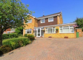 Thumbnail 5 bed detached house for sale in Heol Y Delyn, Lisvane, Cardiff