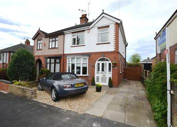 Thumbnail 3 bedroom semi-detached house for sale in Lovatts Avenue, Milehouse, Newcastle-Under-Lyme